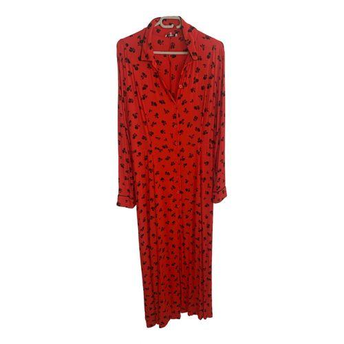 GANNI Ganni Maxi dress