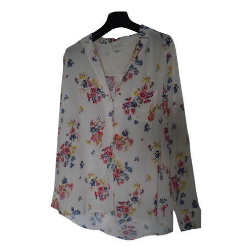 Sézane Spring Summer 2020 silk shirt