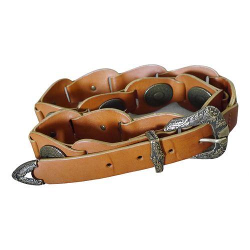 Sézane Spring Summer 2020 leather belt