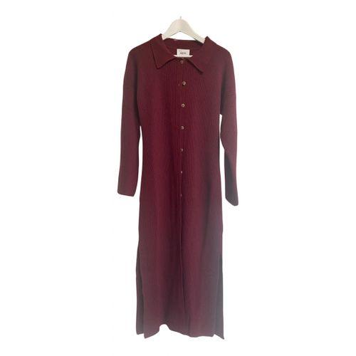 Nanushka Cashmere dress
