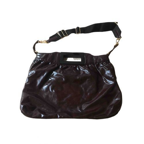 Designers Remix Patent leather handbag
