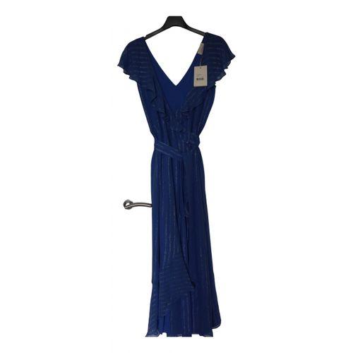 Sézane Spring Summer 2019 silk maxi dress