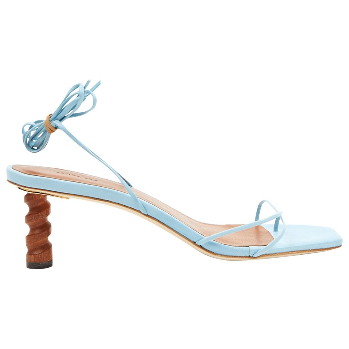 Rejina Pyo X Vestiaire Collective Leather sandals