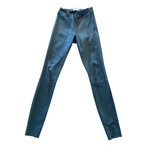 by Malene Birger Leather leggings
