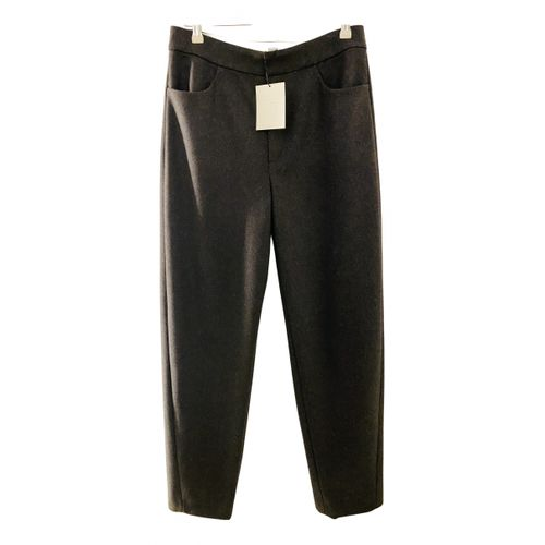 Totême Novara wool trousers
