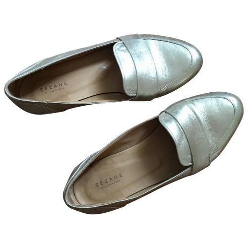 Sézane Leather Loafers