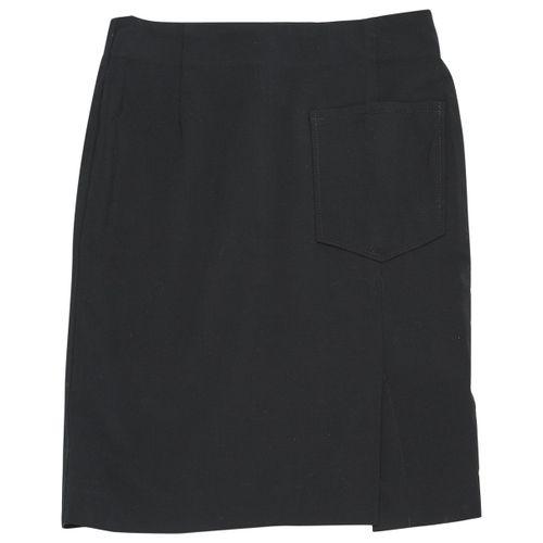 Acne Studios Wool mid-length skirt