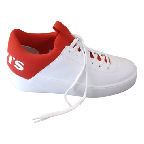 Levi's Leather trainers