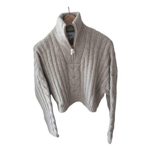Nanushka Wool sweatshirt