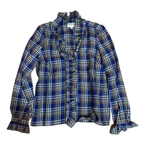 Sézane Linen shirt