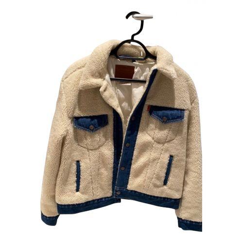 Levi's Wool biker jacket