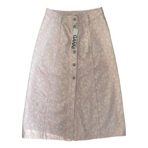 Ganni Spring Summer 2020 maxi skirt