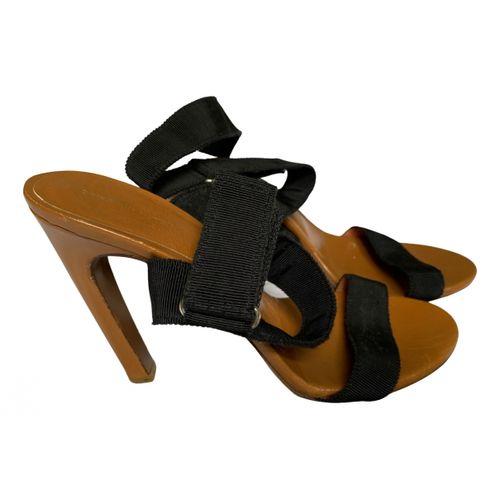 Dries Van Noten Cloth sandal