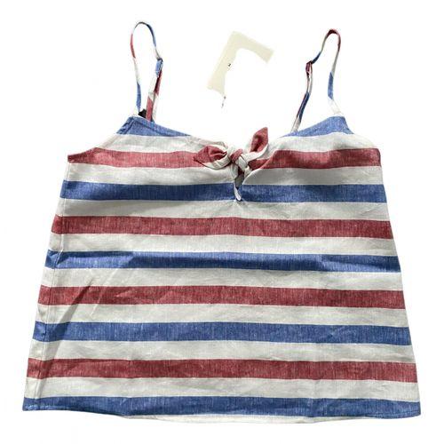 Sézane Spring Summer 2019 linen vest