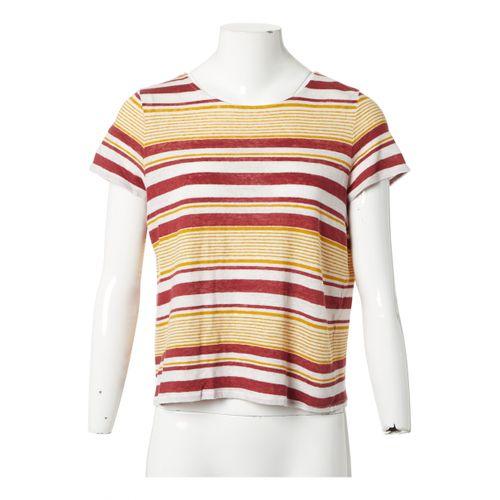 Sézane Linen t-shirt