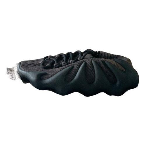 Yeezy x Adidas 450 leather trainers
