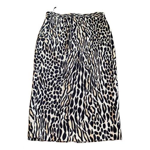 by Malene Birger Wool mid-length skirt