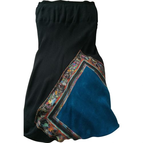 Dries Van Noten Long Skirt