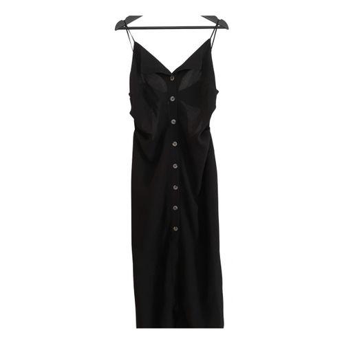 Nanushka Linen mid-length dress