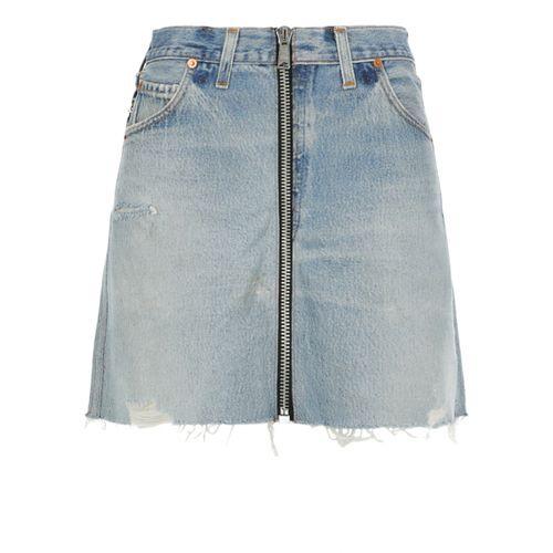 Re/Done x Levi's Mini skirt