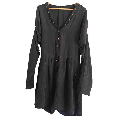 Stine Goya Silk mini dress
