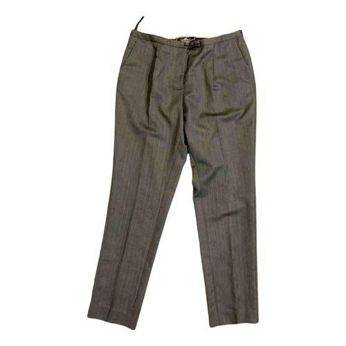 by Malene Birger Wool straight pants