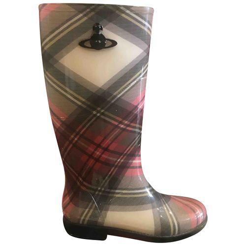 Vivienne Westwood Wellington boots