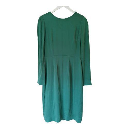 ACNE Acne Studios Silk mid-length dress