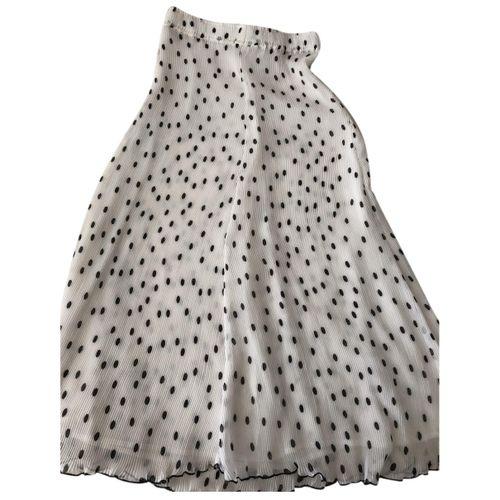 Ganni Spring Summer 2020 mid-length skirt