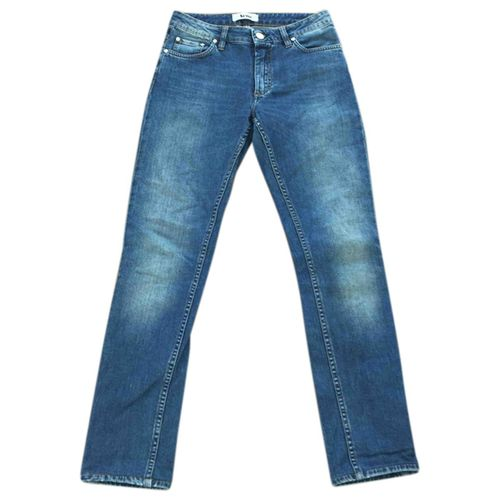 Acne Studios Flex straight jeans