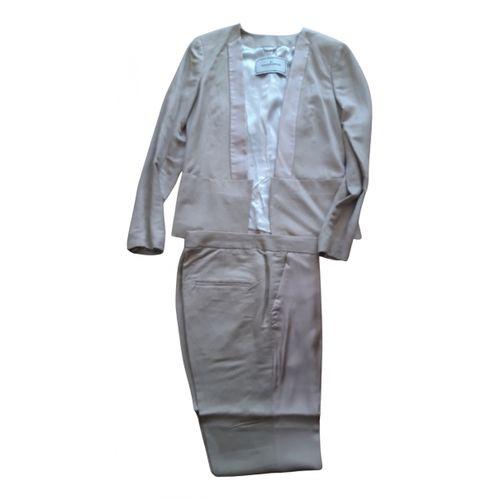 by Malene Birger Linen suit jacket