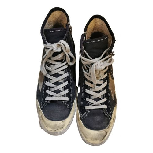 Golden Goose Francy cloth trainers