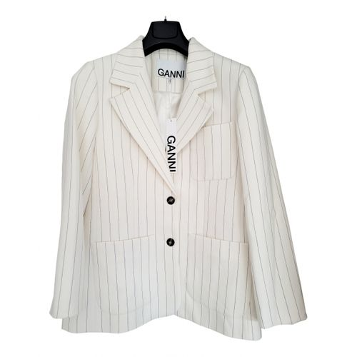 Ganni Spring Summer 2020 blazer