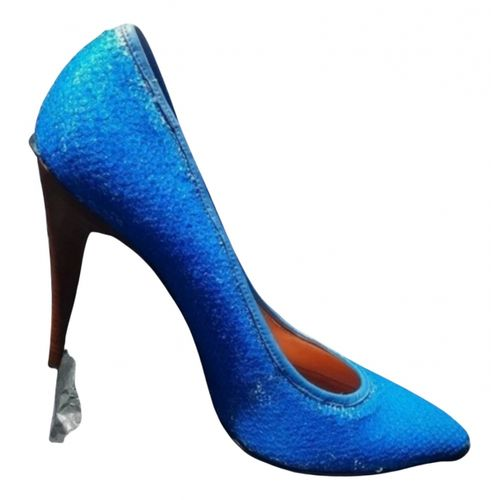 Golden Goose Glitter heels