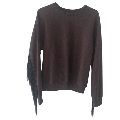 Levi's Black Cotton Knitwear