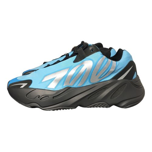 Yeezy x Adidas 700 Mnvn Phosphor cloth trainers