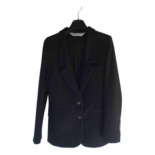 Golden Goose Blue Cotton Jacket