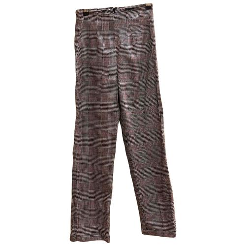 Reformation Straight pants