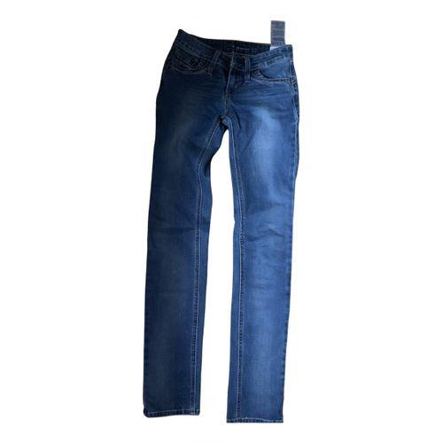 Levi's Blue Denim - Jeans Jeans