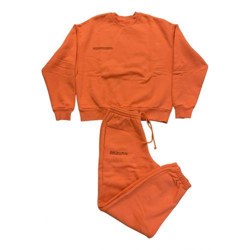The Pangaia Orange Cotton Knitwear
