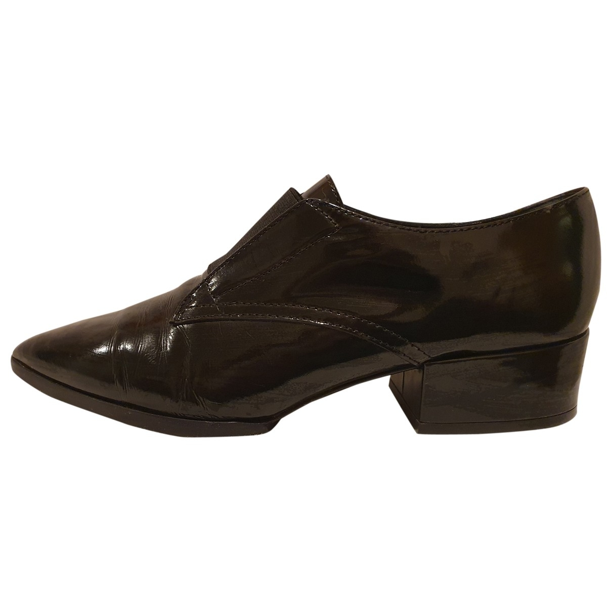 Golden Goose Patent leather flats