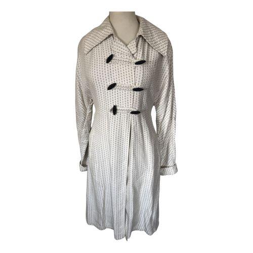 Dries Van Noten Linen coat