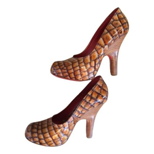 Vivienne Westwood Patent leather heels