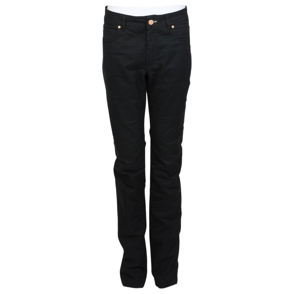 Acne Studios Black Cotton Jeans Hex