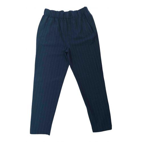 Ganni Spring Summer 2019 large pants