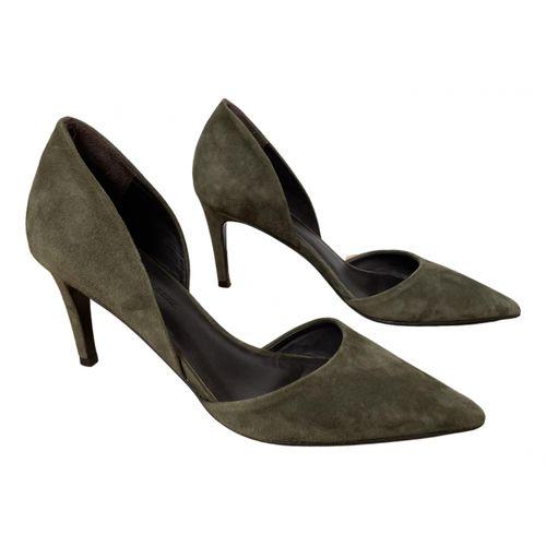 by Malene Birger Leather heels