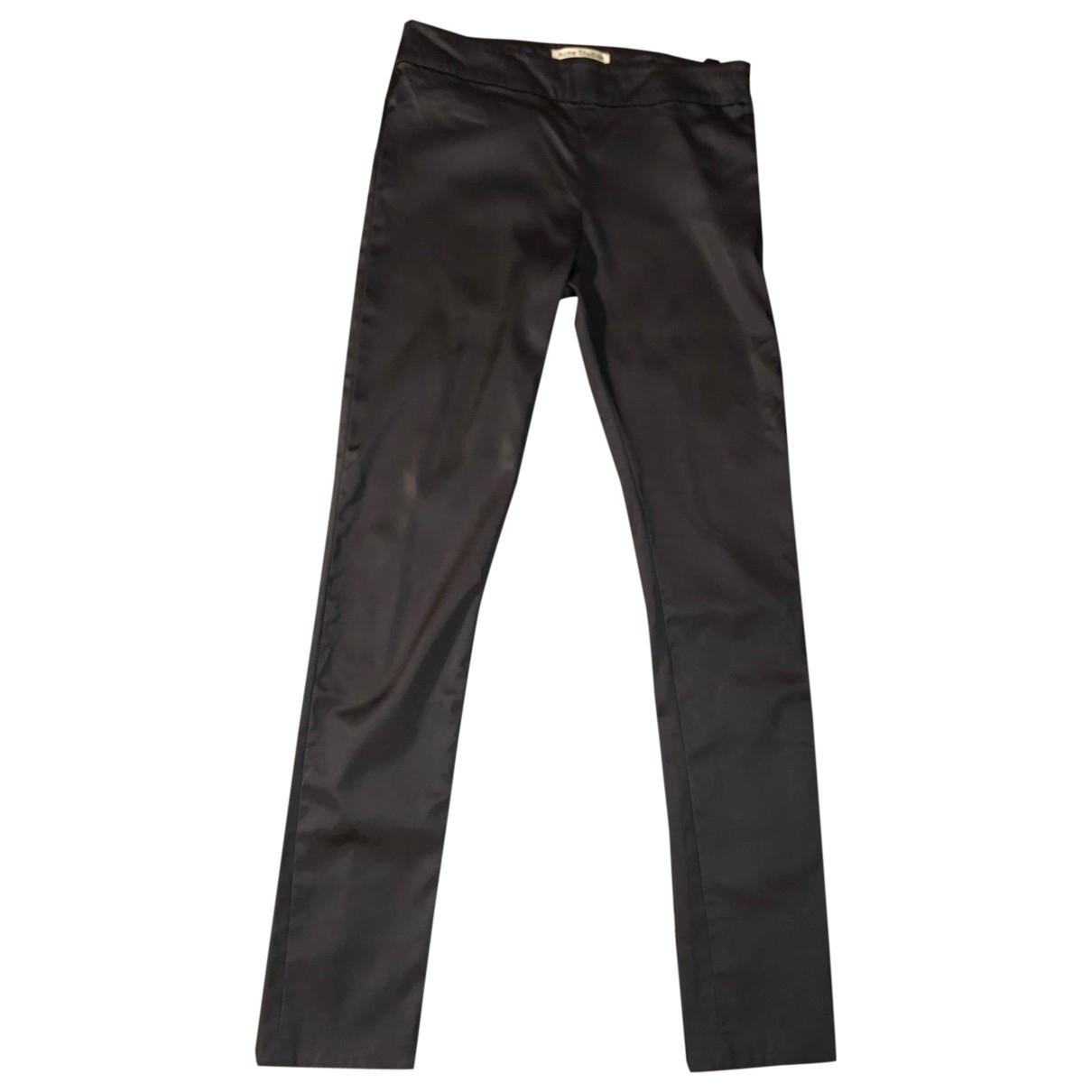Acne Studios Silk trousers
