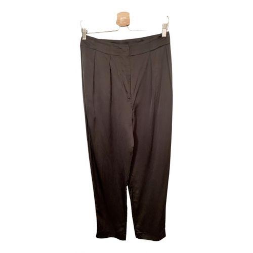 ACNE Acne Studios Silk straight pants