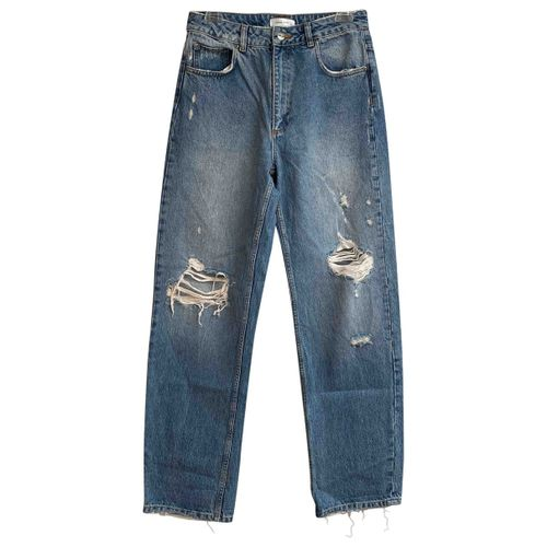Anine Bing Blue Denim - Jeans Jeans Fall Winter 2019
