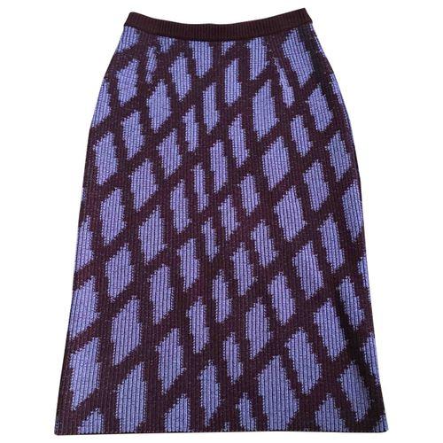 Christian Wijnants Wool mid-length skirt